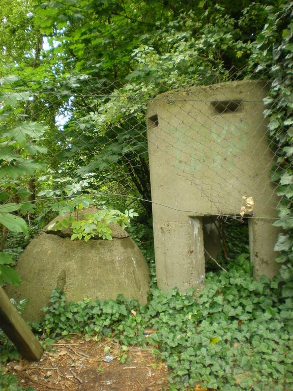 Ein- Mann- Bunker