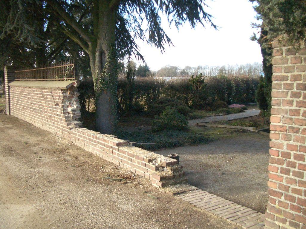 Der Friedhof von Holz