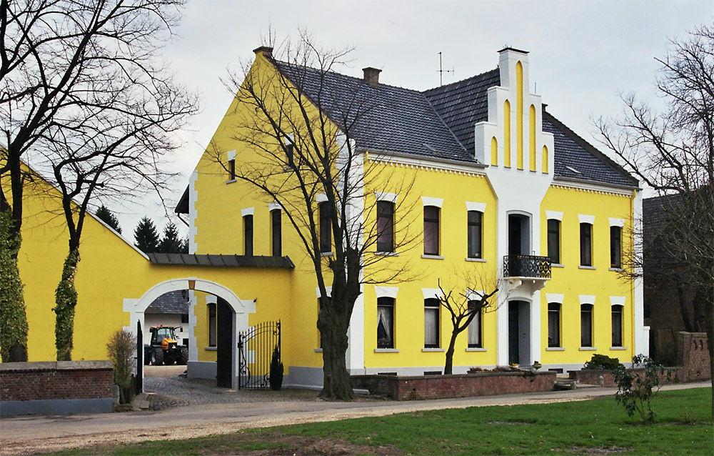 Bauerngehöft in Alt- Spenrath