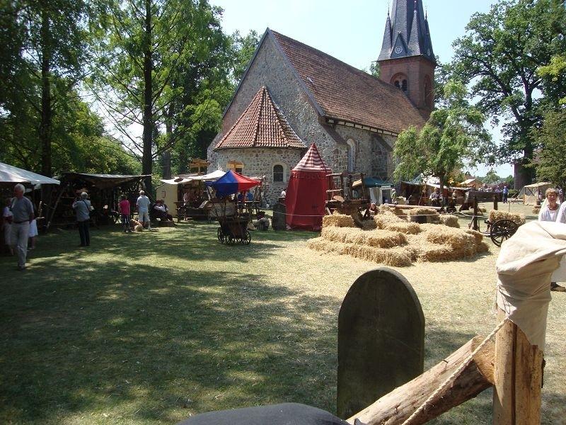 Mittelaltermarkt in Heeslingen