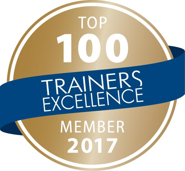 Eintrag als Präsentationstrainer (TOP 100)