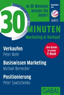PETER MOHR u.a. - Marketing und Verkauf