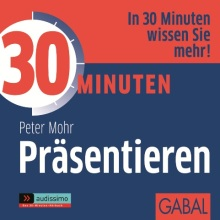 PETER MOHR - Präsentieren (Hörbuch)