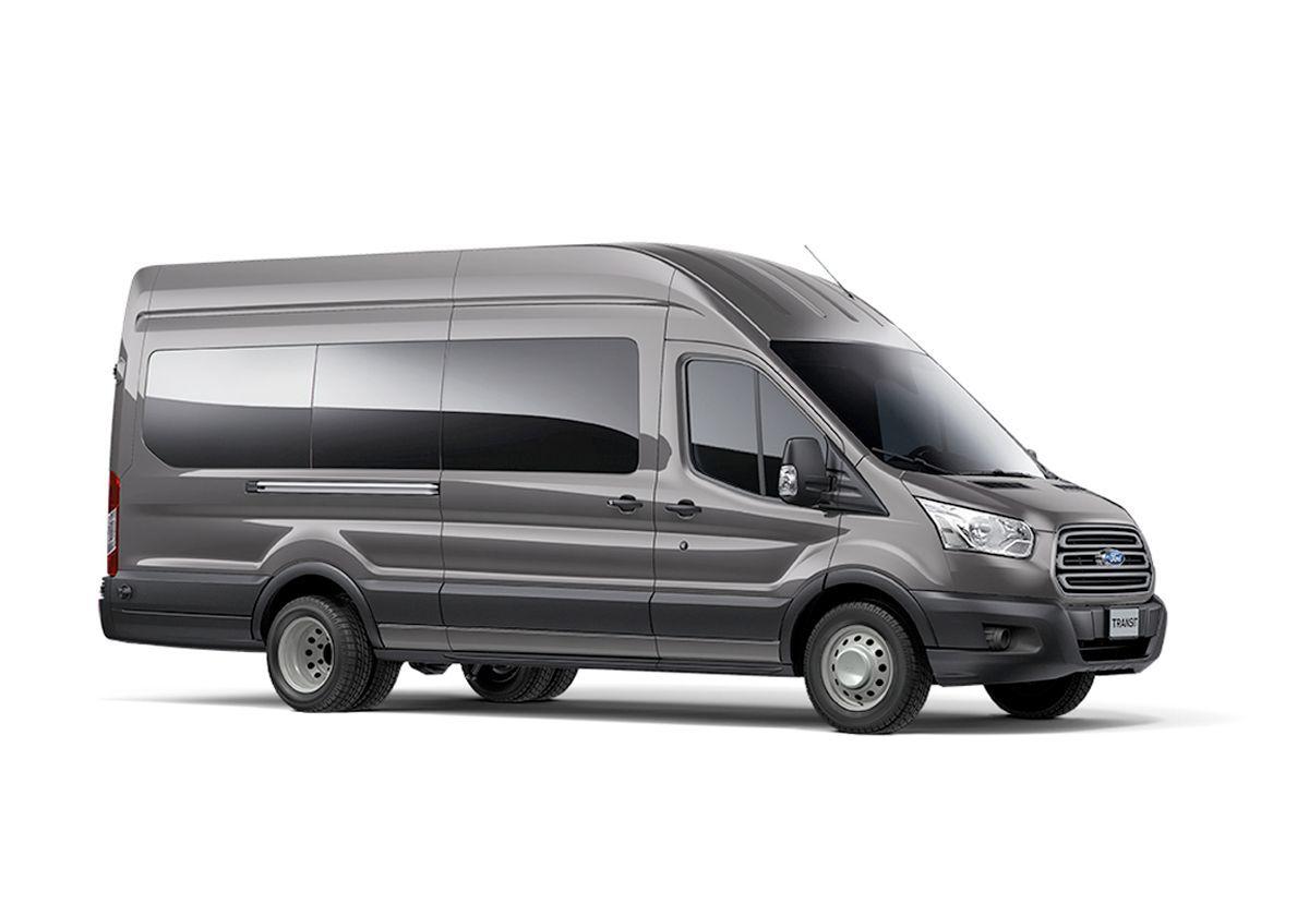 Van für 8 Passagiere