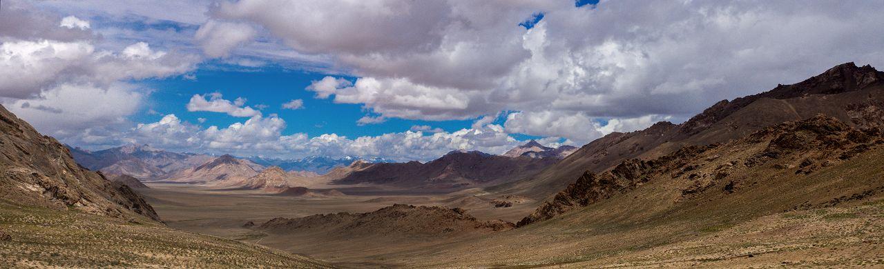 The spectacular Kurteskei Valley