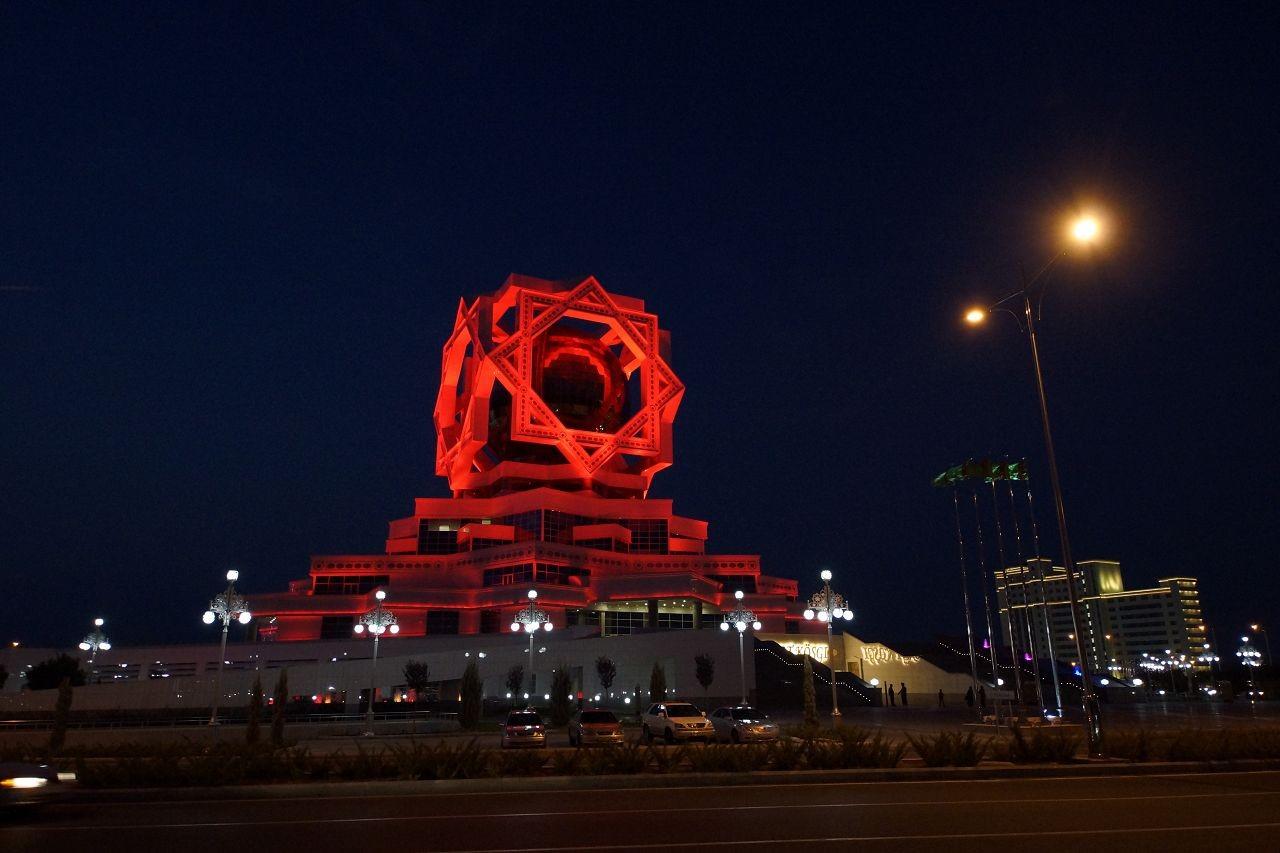 Ashgabat - wedding palace
