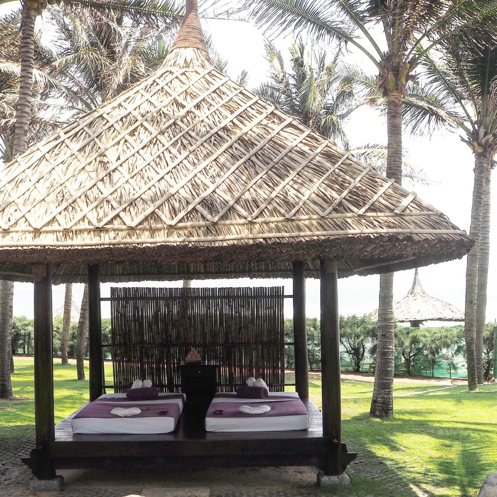 Pandanus Resort in Mui Ne / Phan Thiet