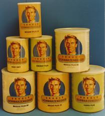 Eiweißpräparate für Arnold Schwarzenegger