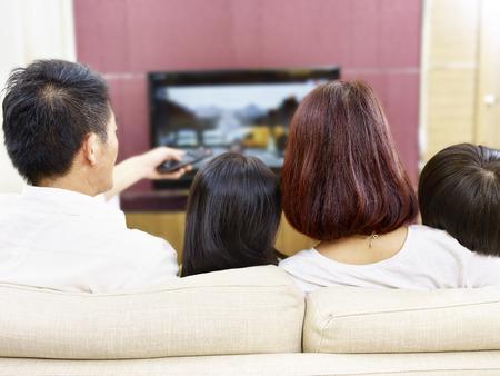 番組の合間にどんどん広告が流れるテレビ
