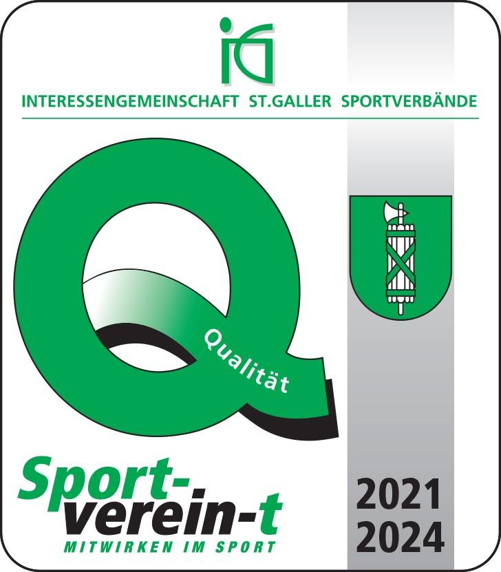 """Das Qualitätslabel """"Sport-verein-t"""" zum fünften Mal verlängert"""