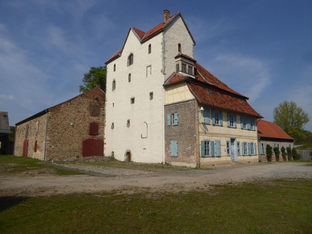 Der alte Klosterturm
