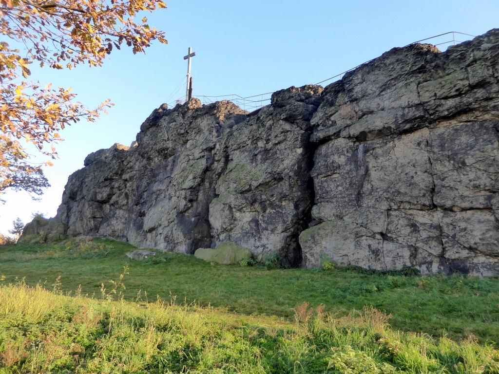 Großer Gegenstein, Ballenstedt