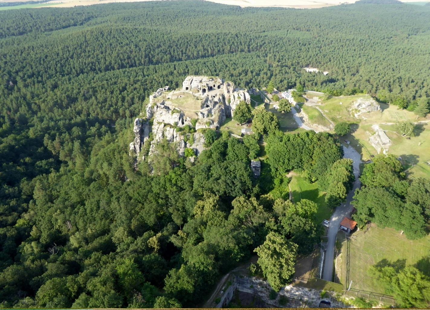 Der Regenstein bei Blankenburg