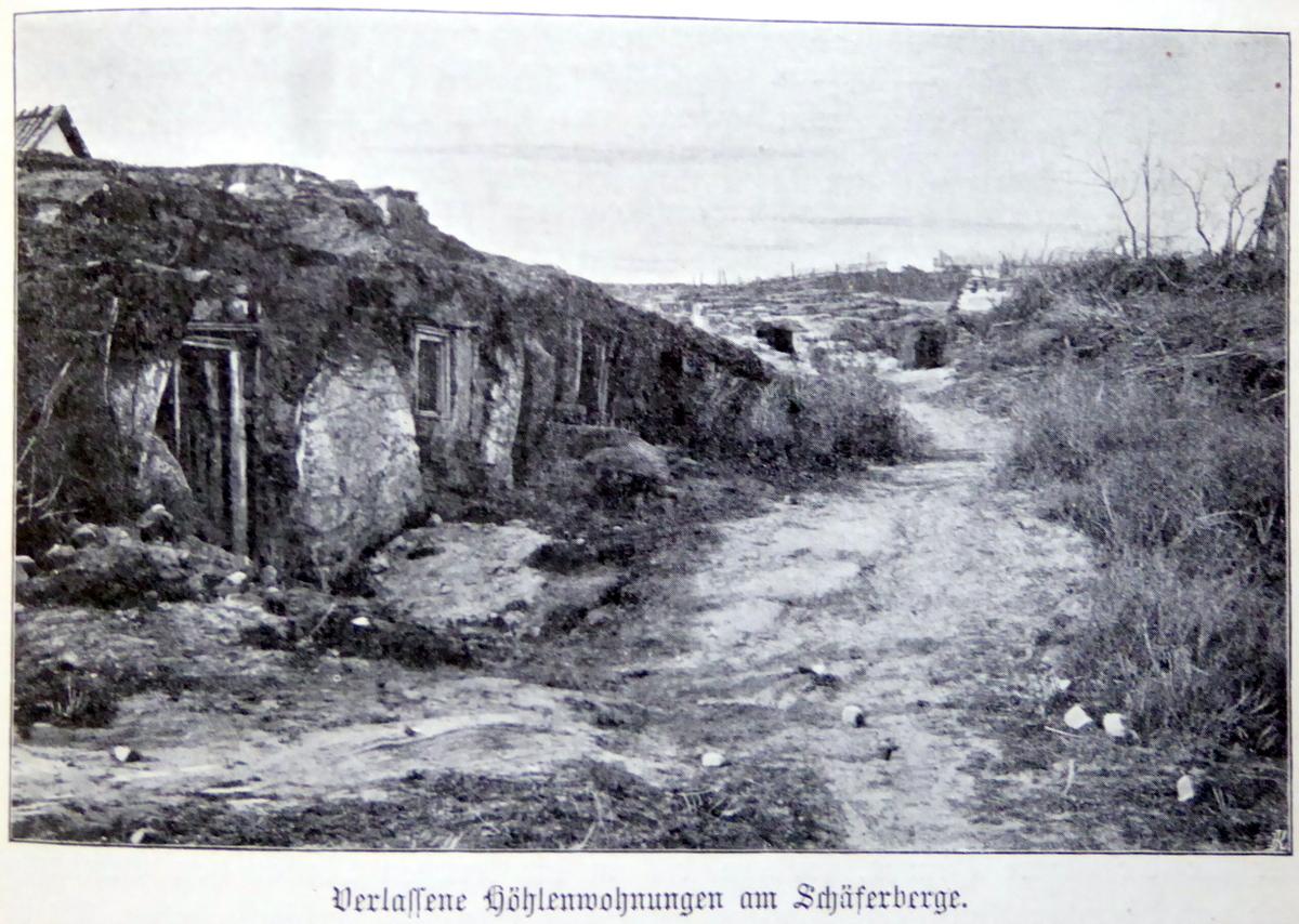 Höhlenwohnungen am Schäferberg