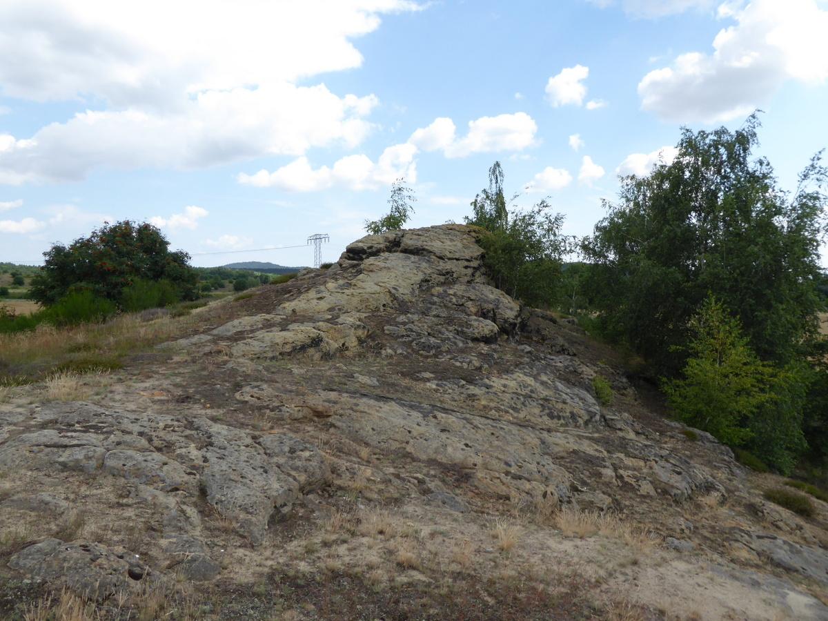 Der nördliche Felsen