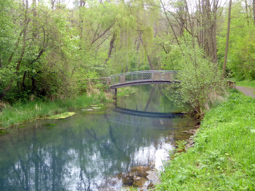 Der junge Fluss
