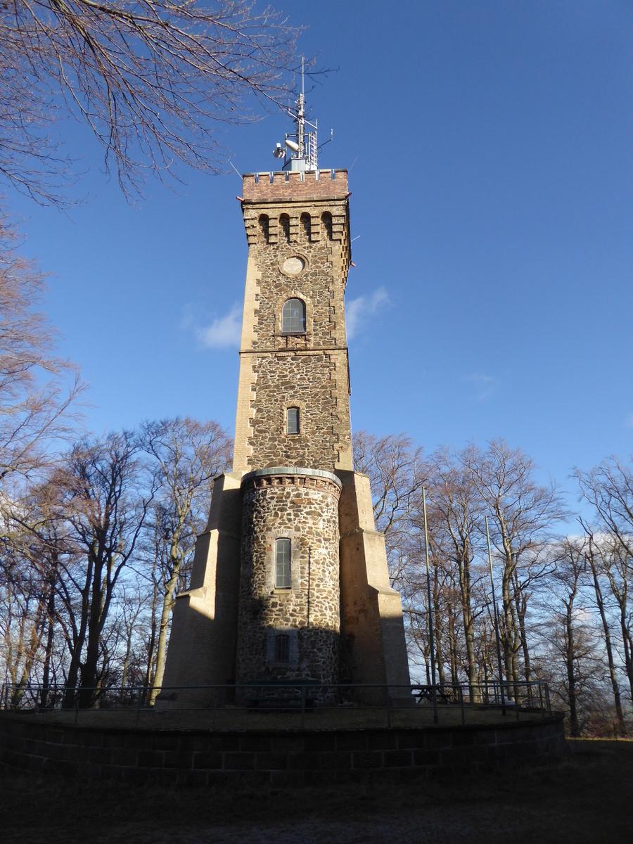 Der Turm der Warte