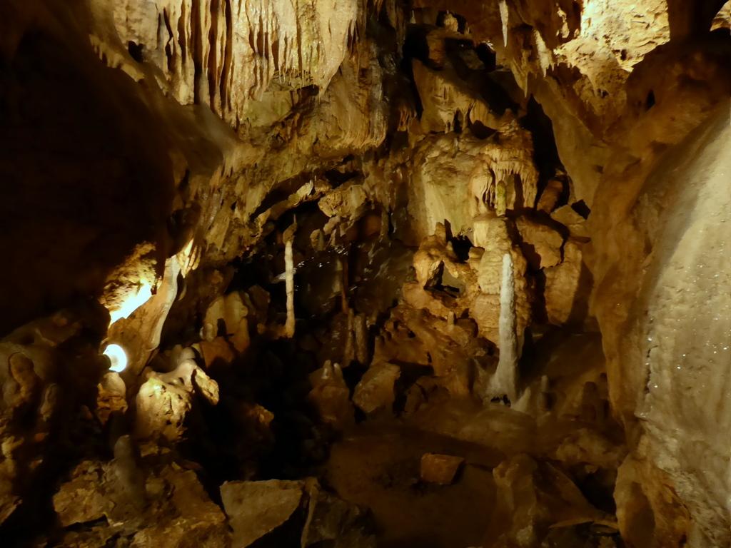 Im Höhlenbereich