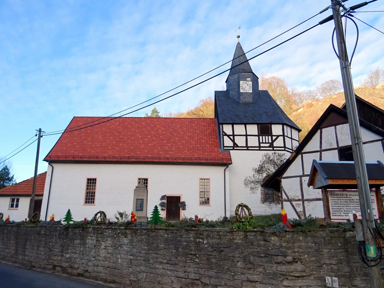 Die historische Kirche