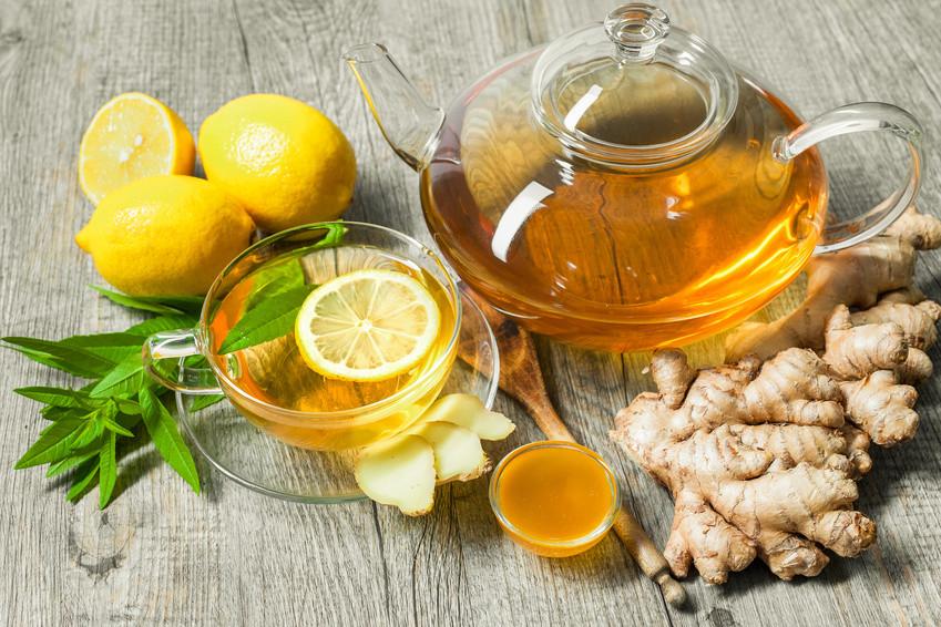 Kräutertee, Honig, Ingwer, Zitrone:  Fester Bestandteil des Buchingerfastens