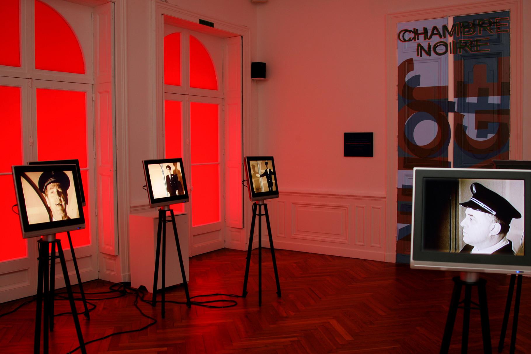 """""""Les Chambres Noires"""" (avec Skêne production) - salle des gardiens"""