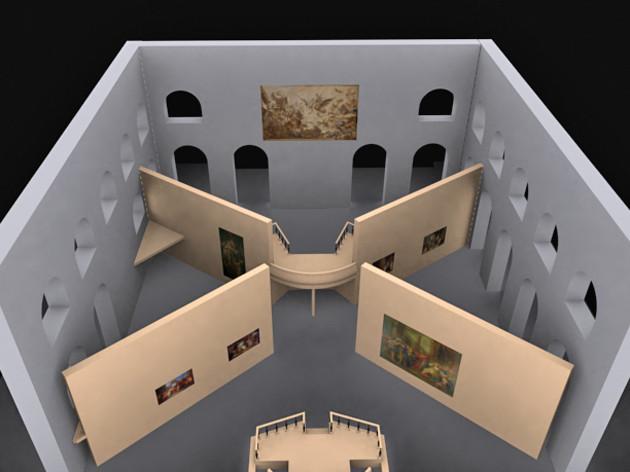 """""""Le théâtre des passions : Iphigénie, Médée, Cléopâtre,...""""- Musée des beaux arts de Nantes"""