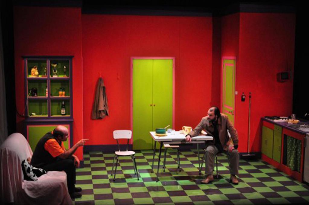 """""""On de paie pas, on ne paie pas"""" de Dario Fo, mise en scène Christophe Rouxel - Théâtre Icare"""