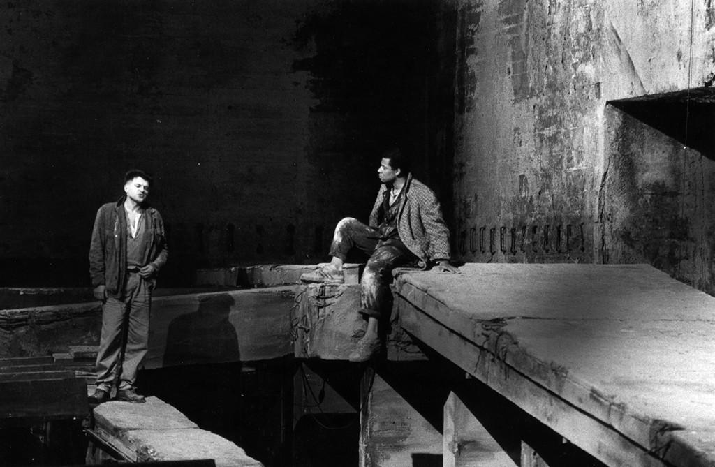 """""""Quai Ouest"""" de Bernard Marie Koltès, mise en scène de Christophe Rouxel - Théâtre Icare"""