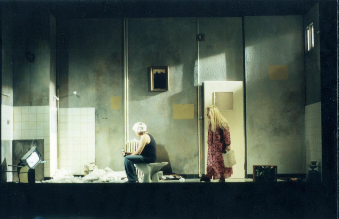 """""""Fin de programme"""" de Didier Bourdon, mise en scène Christophe Rouxel - Théâtre Icare"""