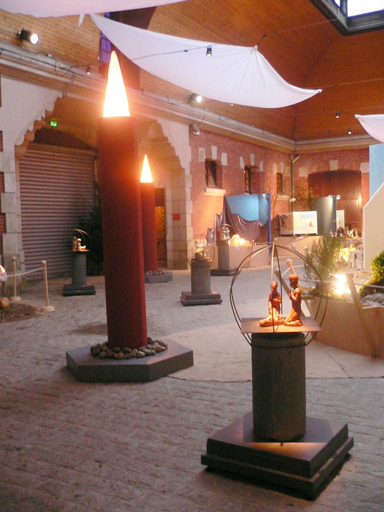 Noël à Trévarez 2009 - exposition de crèches