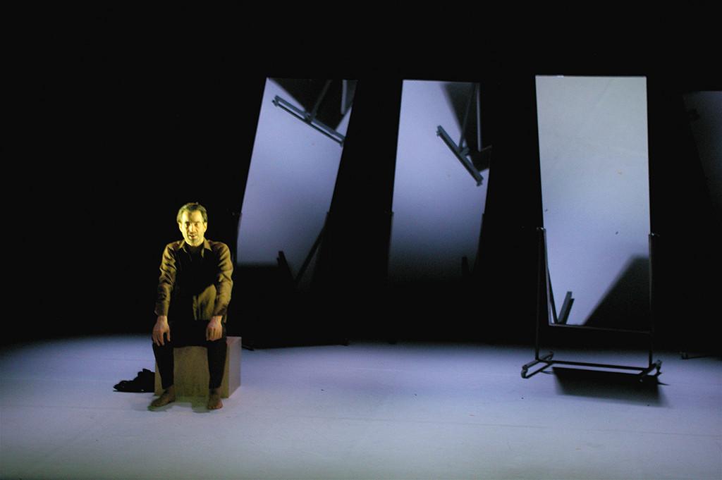 """""""Intervalle-Personna"""" d'après Pessoa, mise en scène Olivier Poujol - Cie Elan Bleu"""