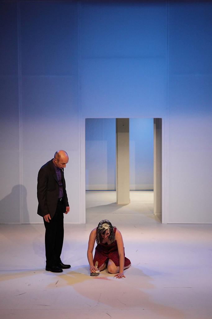 """""""Andorra"""" de Max Frisch, mise en scène Christophe Rouxel - Théâtre Icare"""