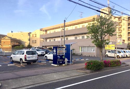 アイペック第二駐車場