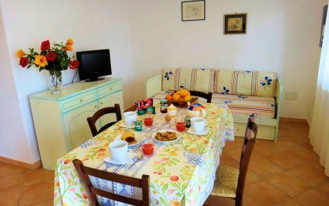 Kiten lernen Unterkunft Sardinien
