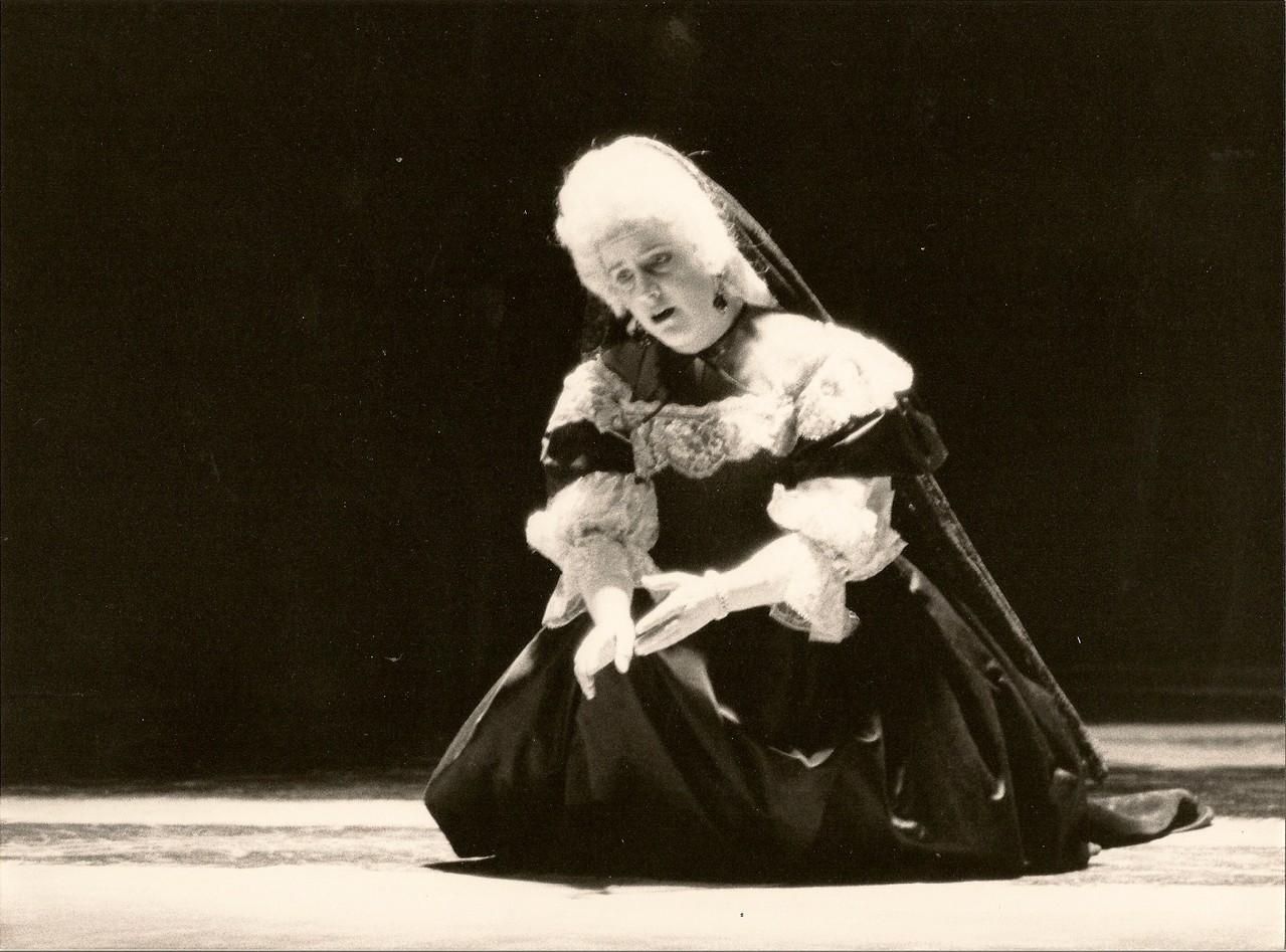 Cybèle (Atys) Opéra Comique Paris
