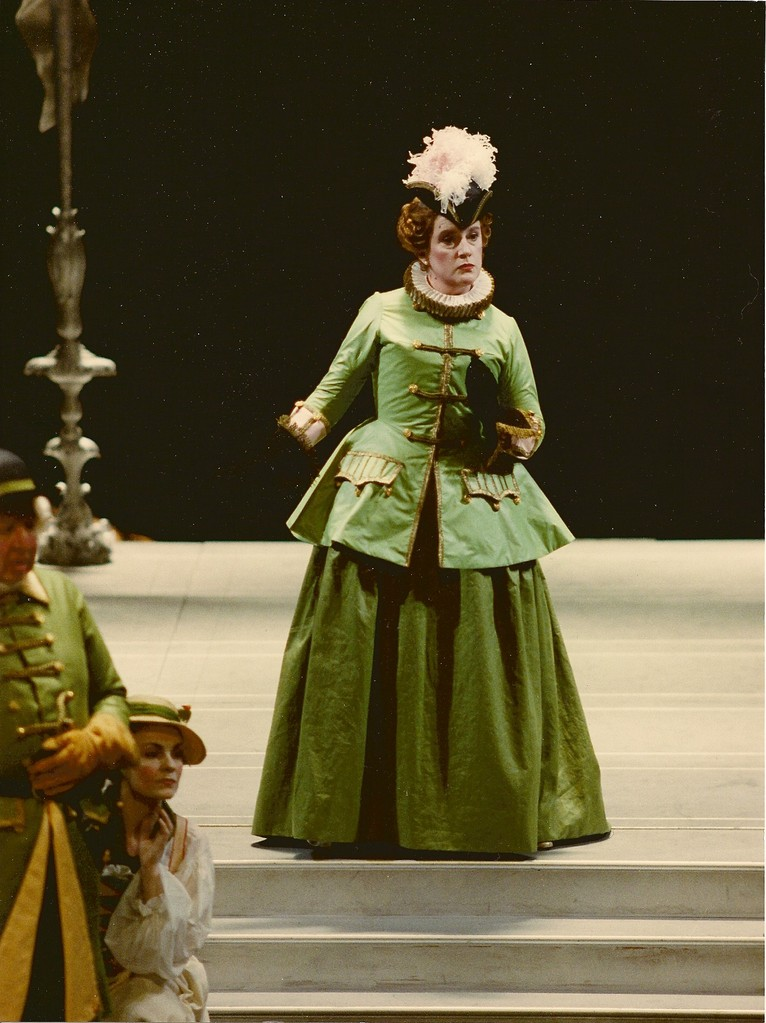 Reine Berthe (La Fée Urgèle) Op.Comique