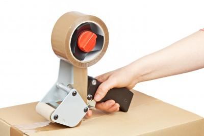 Bild: Karton mit Paketroller Versand vom ÖL-GURU
