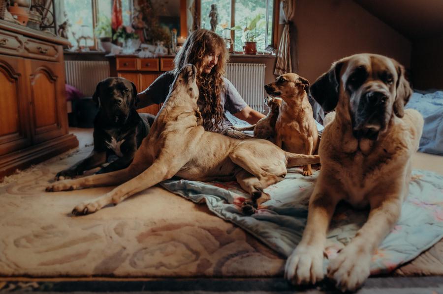 Felicia - Tierschützerin aus Überzeugung