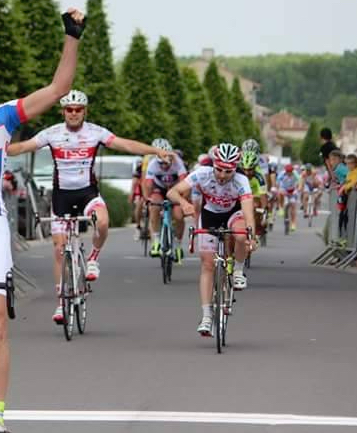 Christophe et Vincent, vices-champions régionaux en D3-D4