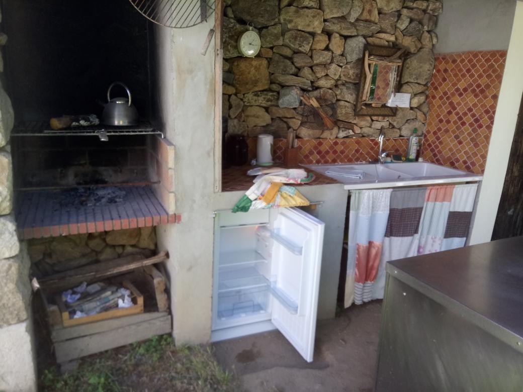 frigo de la cuisine