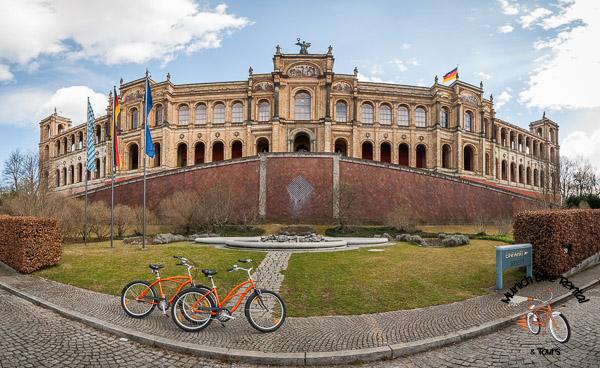 Maximillianeum - Bavarian State Parliament