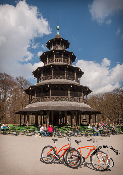 Chinesicher Turm - The 2nd Largest Beer Garden in the World
