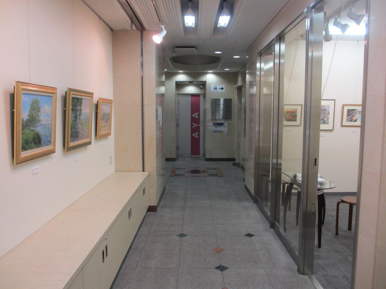 光岡孝二 作品展 5月27日(火)~6月1日(日) アートサロン彩(1F)