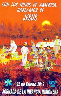 Infancia Misionera 2012