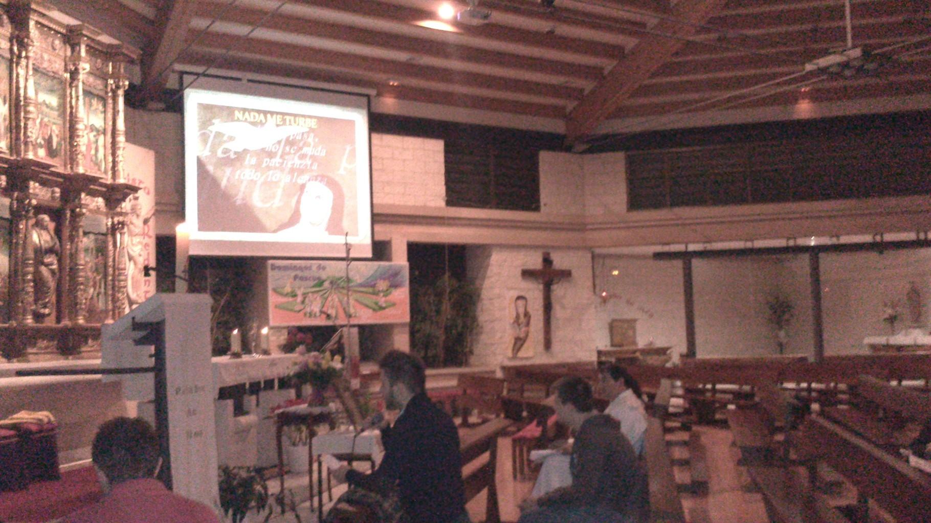 Vigilia de Santa Teresa