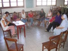 ICDP-Schulung im Salesianer-Kloster © Benita Gavilán