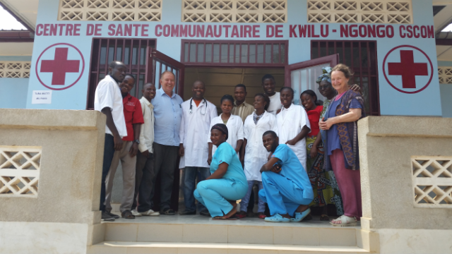 Mutter-Kind-Klinik in DR Kongo
