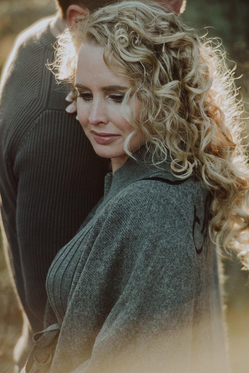 zwangerschapsshoot Limburg winter Lanaken Belgie Jepp