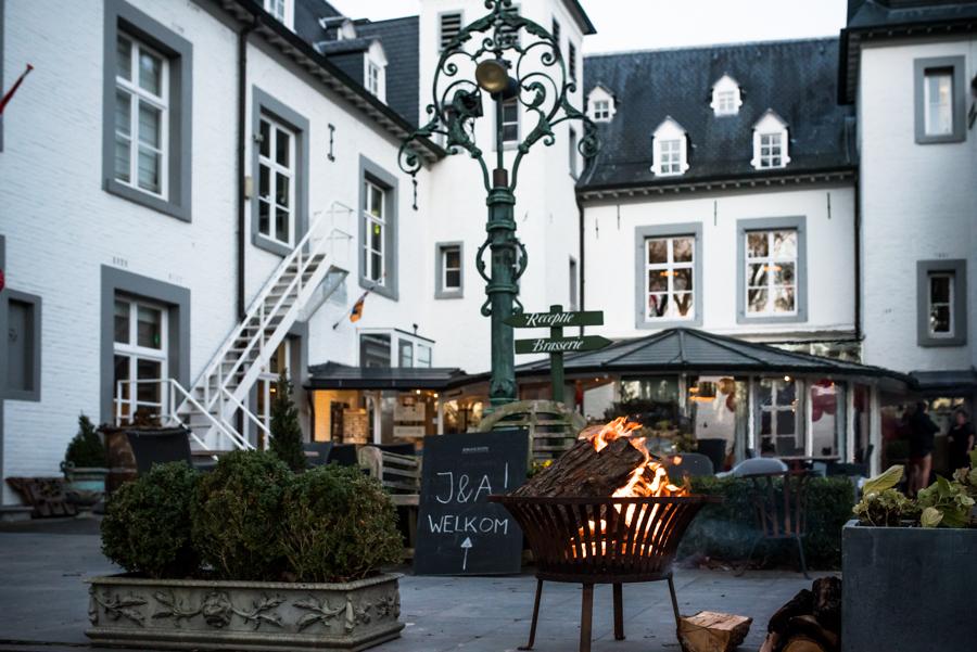 bruidsfotograaf kasteel Doenrade Limburg JePP