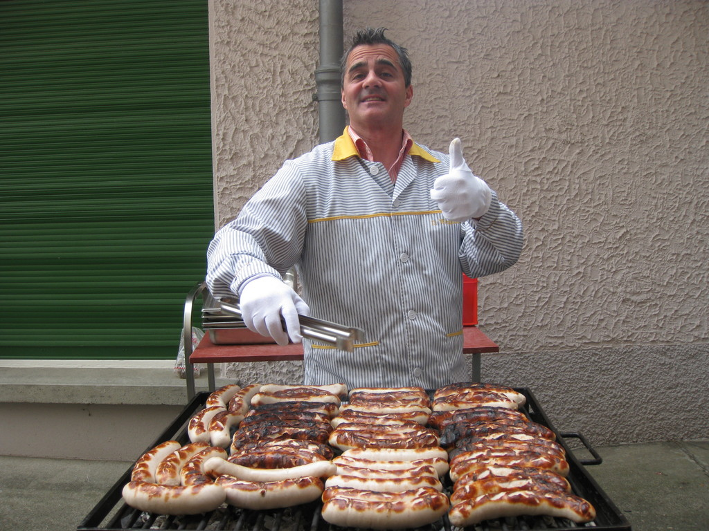Grill Anlass